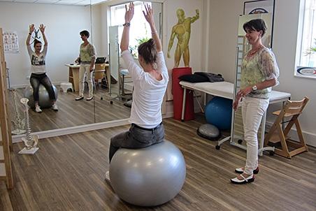 nek en schouderpijn oefeningen